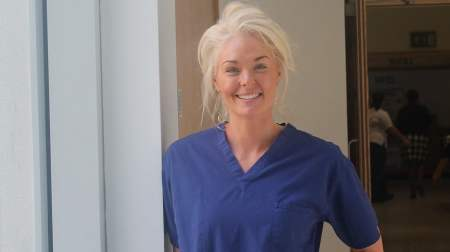 King's College Hospital Cardiac physiologist Chloe Battle will feature in two-part BBC documentary Celebrities on the NHS Frontline on June 28 and July 5