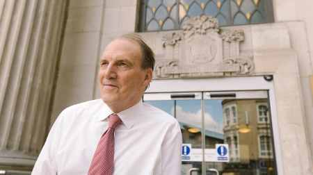 Former Bermondsey & Old Southwark MP Simon Hughes will become chancellor of London South Bank University