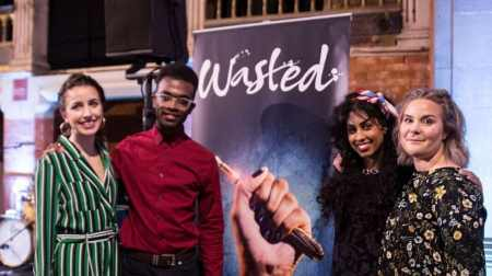 Wasted launch party