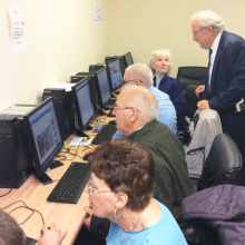 Computer Club Afternoon @ Southwark Pensioners' Centre