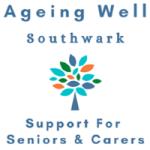 Ageing Well Southwark logo