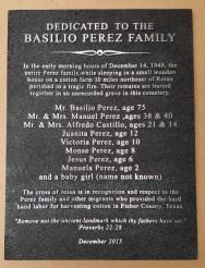 Basilio Perez Family