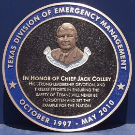 In Honor of Chief Jack Colley