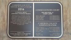 Cameron County Native Plant Center