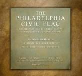 The Philadelphia Civic Flag