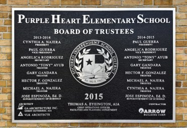 Purple Heart Elementary School