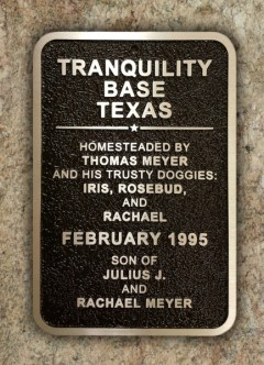 Tranquility Base Texas