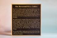 The Reverend R.A. Callies