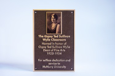 gypsy-ted-sullivan-classroom-dedication-bronze-plaque-with-uv-print-insert