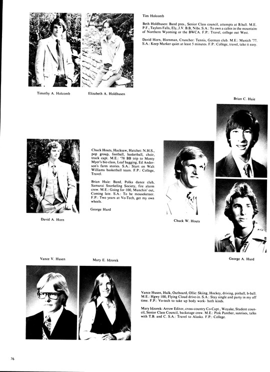 Our Senior Yearbook