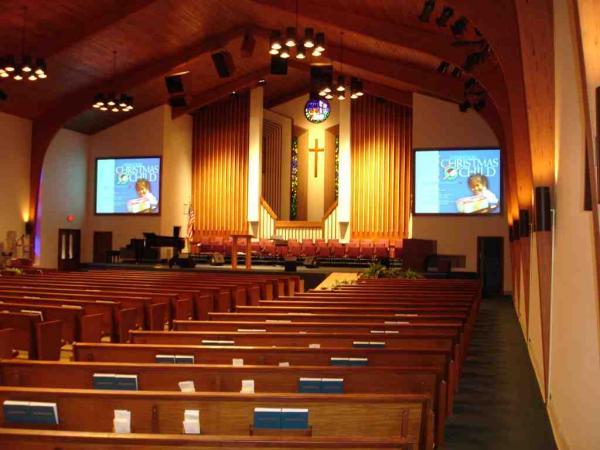 Church Sound Video and Lighting  Southwest AudioVisual