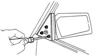 bolted-on-side-mirror-assembly