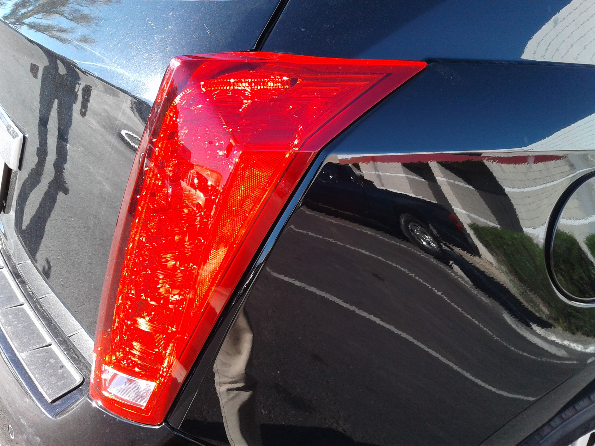 Pre-Purchase Inspections to newer Cadillac