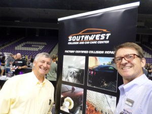 Southwest Collision represented at the Grand Canyon University (GCU) Club & Community Fair