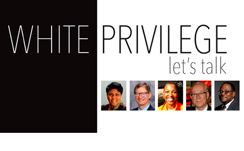White Privilege - Let's Talk curriculum United Church of Christ
