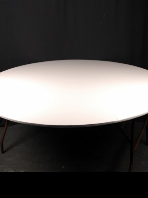 "5' 6"" Round Table ( Seats 8 / 10 )"