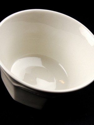 SUGAR BOWL White Crockery Hire