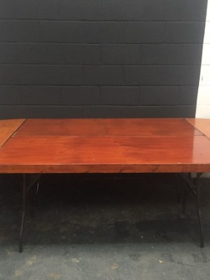 Oval Top Table ( 17 ft x 5 ft )