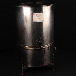 8 GALLON PROPANE WATER BOILER