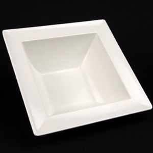 "MELAMINE BOWL 10"" SQUARE"