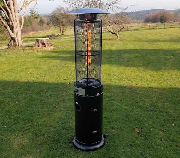 Patio Heater Hire