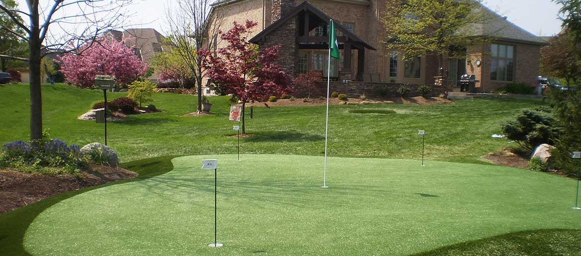 Indianapolis IN Putting Green