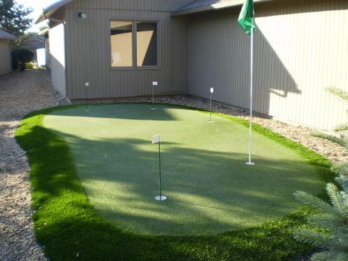 Artificial Grass Putting Green