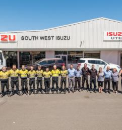 as the specialist isuzu truck and ute sales and service team we are very proud to have won the isuzu dealer excellence awards for five years running  [ 1820 x 1024 Pixel ]