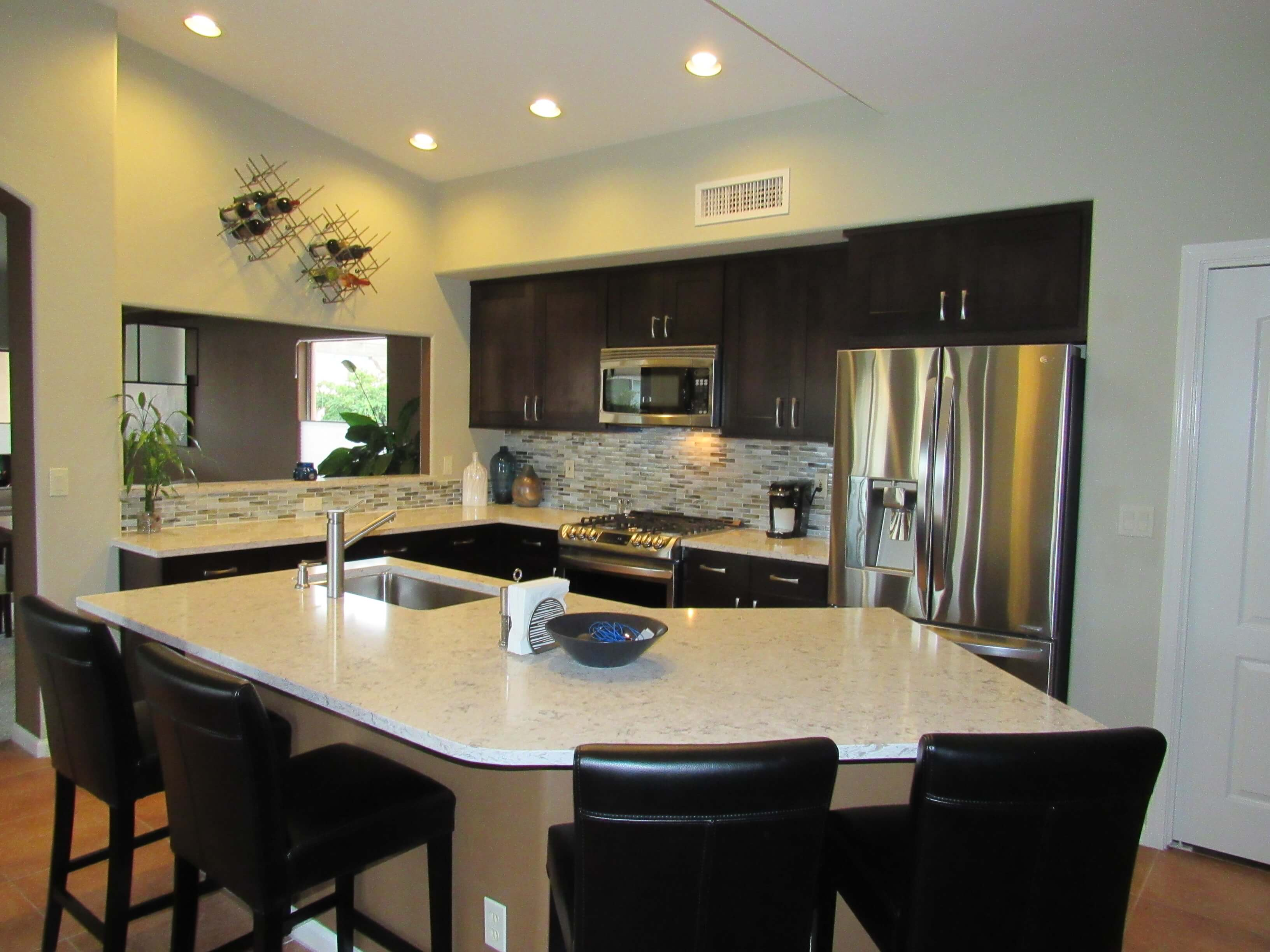 kitchen cabinets tucson island table cabinet refacing southwest and bath
