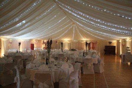 Malborough Village Hall Wedding Venue  Hatch Marquee Hire