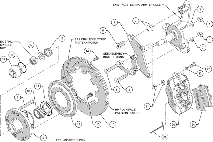 1965 Chevy Impala Front Suspension Diagram : 42 Wiring