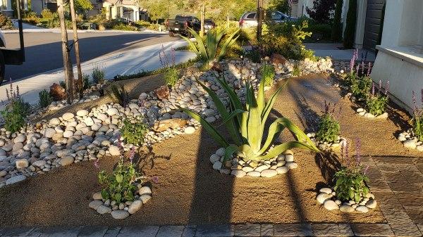 rancho santa fe ca landscape installation
