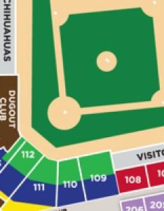 Southwest university park map also el paso event venue ballpark details rh southwestuniversitypark