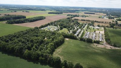 Aerial View of Southwoods