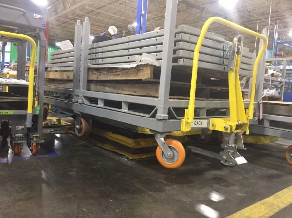 Custom Lift Tables Tilters Levelers Dock Lifts - Southworth