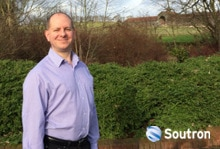Graham Partridge at Soutron