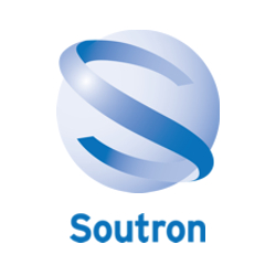 Soutron Logo 250 Square Social Badge