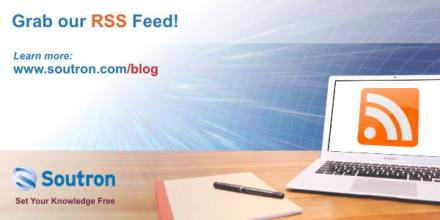 The Soutron RSS Feed Service