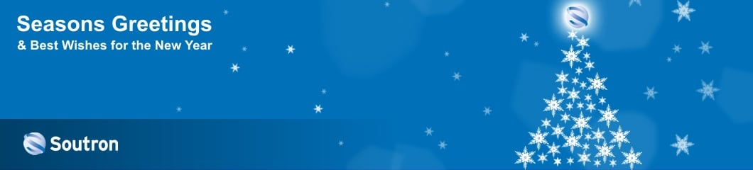 Seasons Greetings and Best Wishes from Soutron