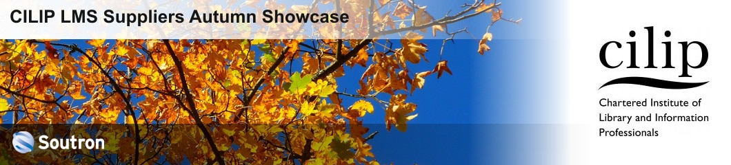 CILIP LMS Autumn Showcase 2016