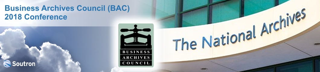 Meet Soutron at the Business Archives Council 2018 Conference