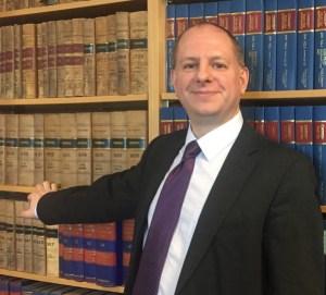 Graham Partridge Visiting Clients