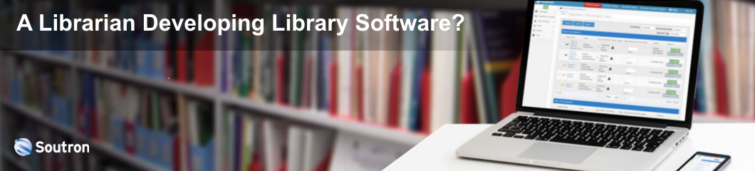 Librarian Developing Library Software
