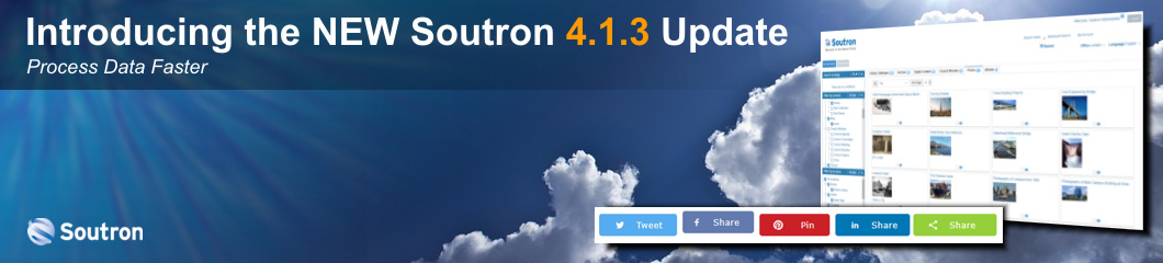 Latest Software Update – Soutron Version 4.1.3 Now Available!