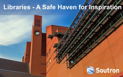 Libraries – A Safe Haven for Inspiration