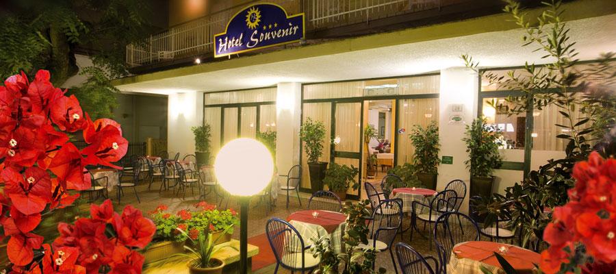 Hotel con ristorante vicino al mare Misano  Hotel