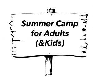 Creative writing summer camp