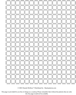 Beading Graph Paper, Sova Enterprises