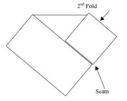 Poncho Fold Instructions, Sova Enterprises