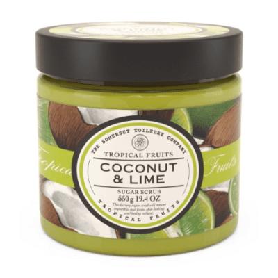 Körperpeeling Coconut&Lime